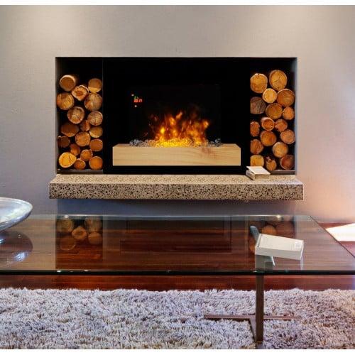 Cheminée électrique Chemin'arte Fire Wood