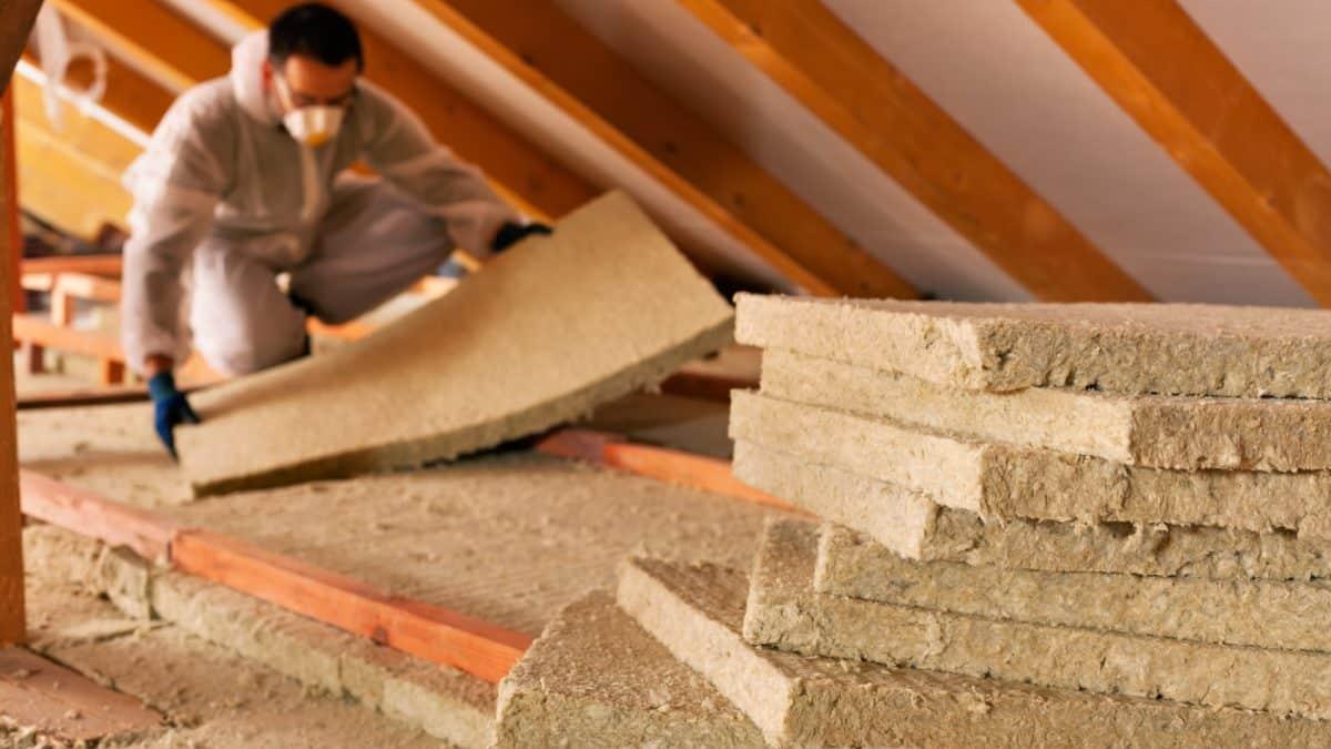 L'isolation de votre logement sur le toit
