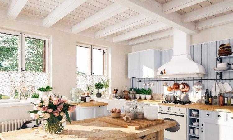 Une cuisine