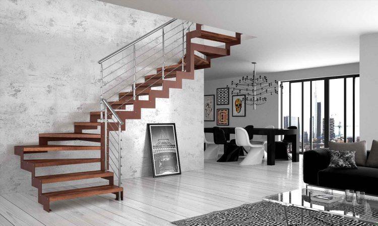 Donnez une plus-value à votre bien immobilier grâce à l\'escalier ...