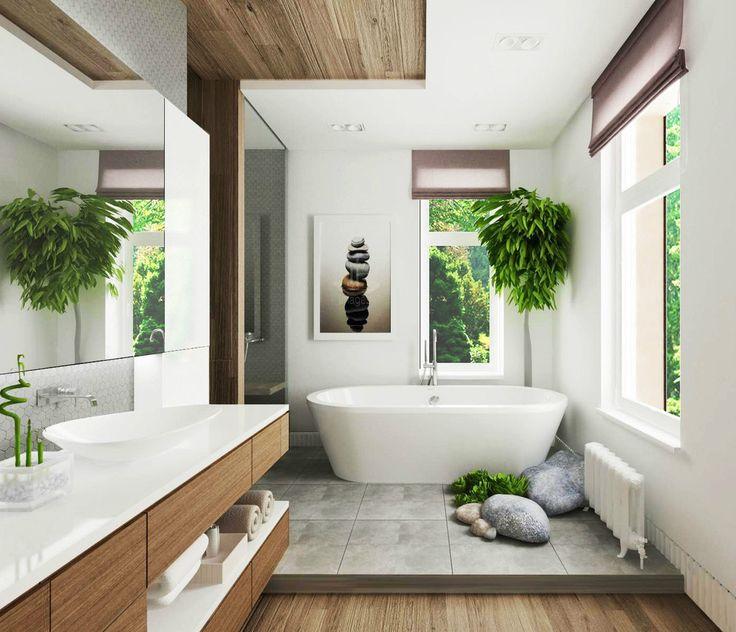 comment faire une salle de bain japonaise les troph es de la maison. Black Bedroom Furniture Sets. Home Design Ideas